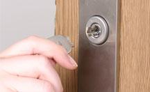 新宿区百人町での家・建物の鍵トラブル